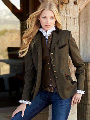 Berta Jacket Jackets Amp Vests Women Gorsuch Fashion