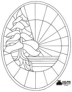 Free Lake Superior Pattern - More Free Patterns - Delphi Glass