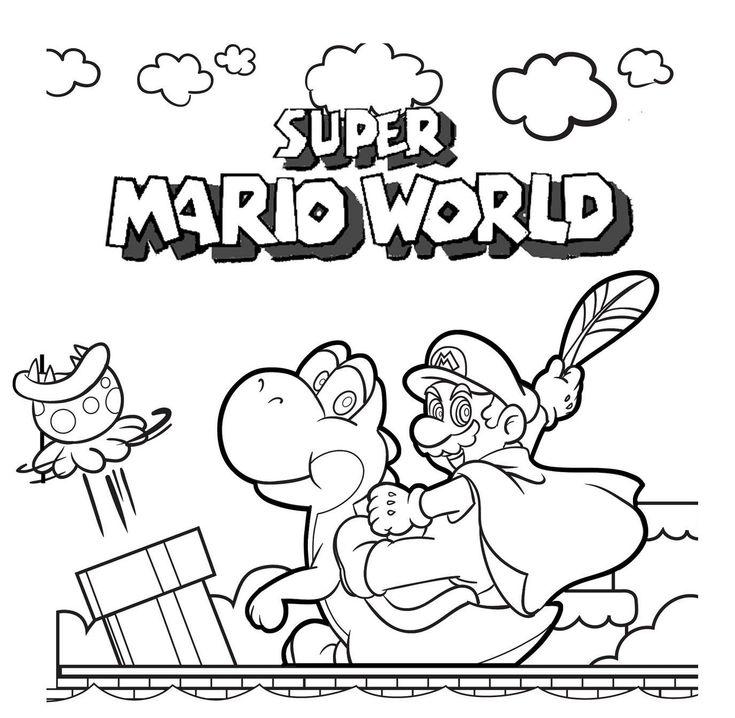 7 besten Super Mario Bilder auf Pinterest | Super mario bros ...