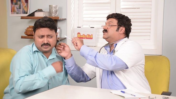 Watch Suresh Menon as Doctor - Comedy One Videos
