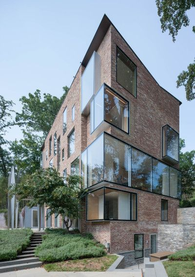 Rock Creek Home | Architect Magazine | NADAAA, Washington, DC, Single Family, Adaptive Reuse, 2015 AIA DC Design Awards, AIA DC Excellence in Architecture 2015