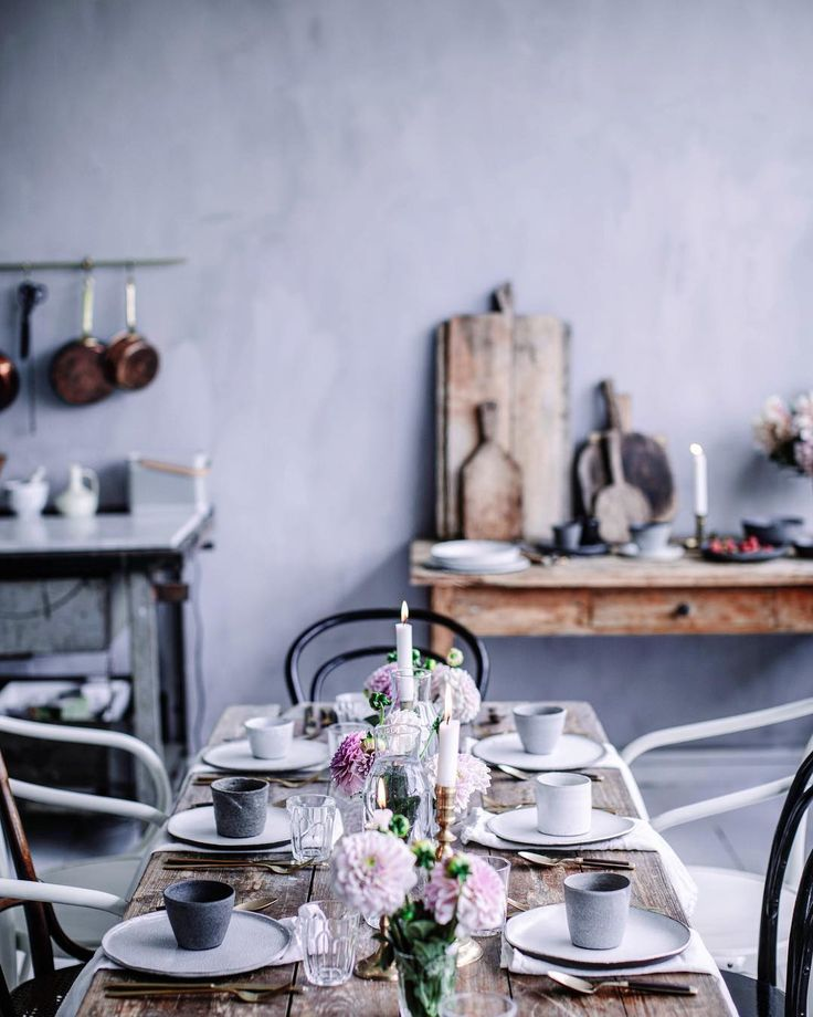 Our beautiful table in @signebay's Copenhagen studio during my food styling & photography workshop this past weekend. If you don't already follow her, definitely do. She's such an inspiration! . . . Over the weekend I got to meet talented new friends and visit with old ones— @perolavsolvberg @blueberrytales @verdenius (you should go follow them all too, so talented!)—and meet two wonderful groups of guests that allowed me the privilege of sharing my passion for photography, food, and…