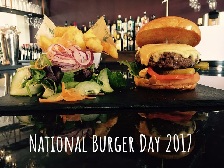 It is National Burger Day!     So come in and try what are probably the best burgers in town - 5 to choose from with 10% off all burgers all weekend.      Thank you to #sussexlarder for the awesome produce!     #shoplocal #NationalBurgerDay #hailsham