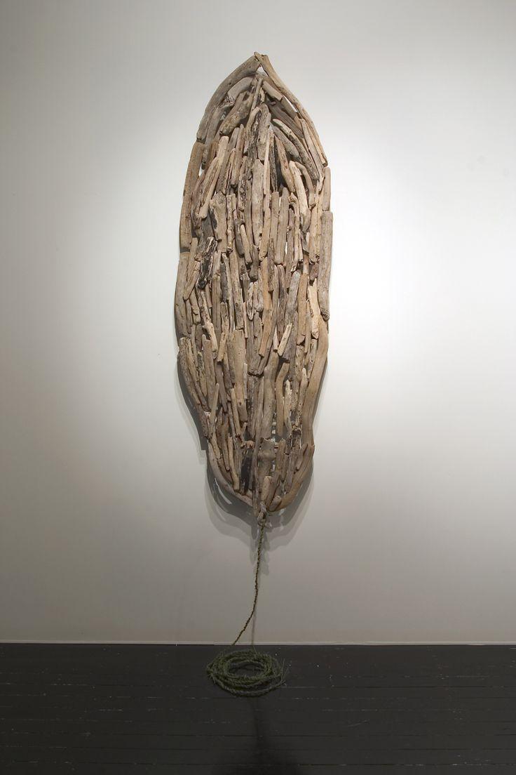 Raft by Julie Gough