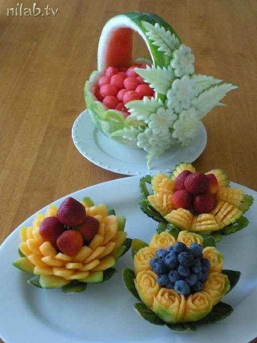 http://nilabcooking.blogspot.co.uk/2014/01/food-decoration-ideas.html
