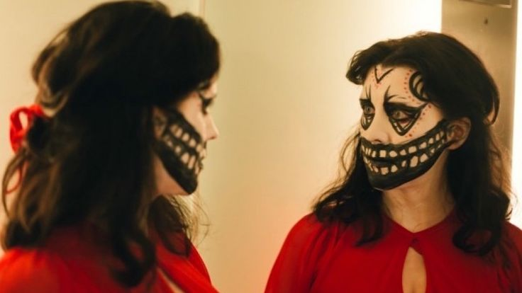 A very pregnant Alice Lowe wrote the slasher 'Prevenge' in two weeks and shot it in 11 days.