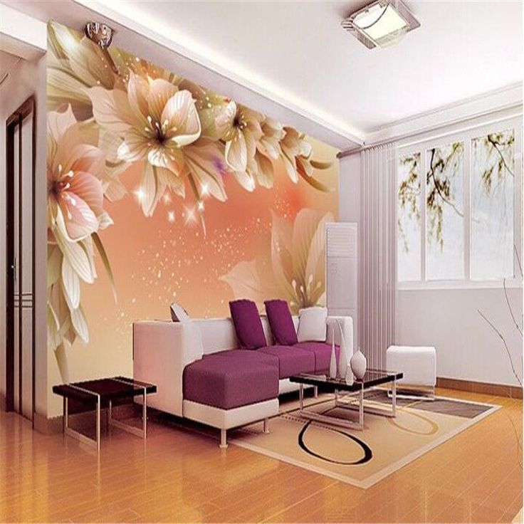 Best 25 3d wallpaper ideas on pinterest modern - Decoration murale design pour salon ...