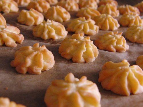 Orangen - Vanille - Plätzchen