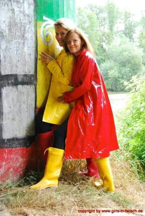 Yellow Amp Red Yellow Raincoat Pinterest Yellow And Red