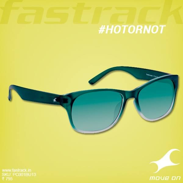 Pick a side. #HotOrNot http://www.fastrack.in/product/pc001bu13