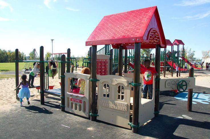 Callingwood School Playground, Edmonton