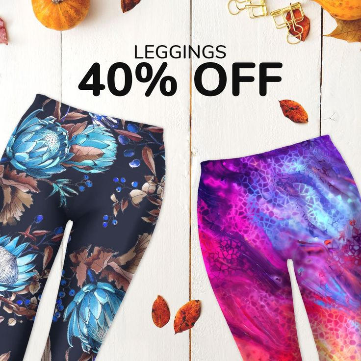 Girl, put your leggings on!  24H Sale is on! All leggings 40% OFF! Enjoy! 🤩 👇  liveheroes.com/en/shop/women/leggings?special=featured