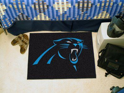"NFL - Carolina Panthers Starter Rug 19""x30"""