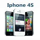 Original Apple iPhone 4S Unlocked 8GB in white Color 90 days warranty Smartphone