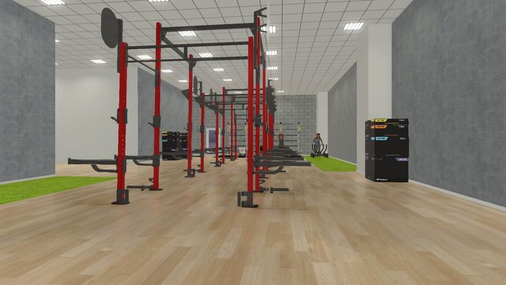 The Ultimate Fitness Zone Gym Design Design Home