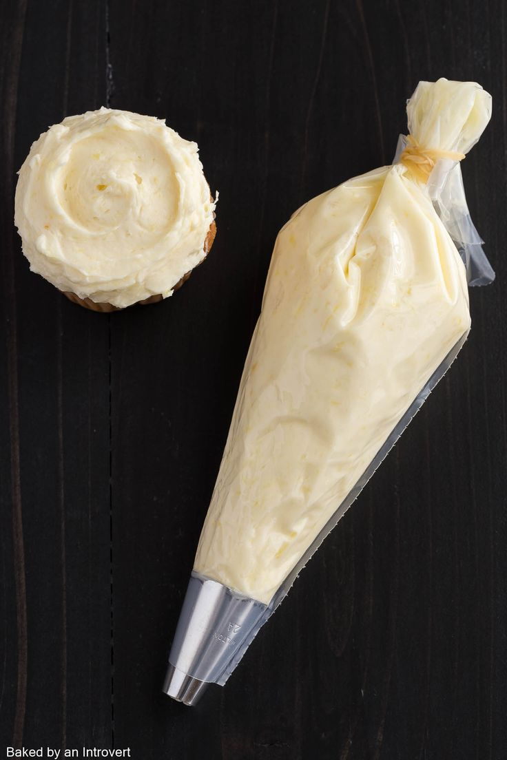 Thick and creamy Pineapple Frosting with tiny bits of pineapple speckled throughout will make all your cakes and cupcakes taste amazing! This is one frosting that will a huge hit with each and every person who tries it.