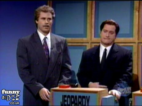 SNL - Celebrity Jeopardy
