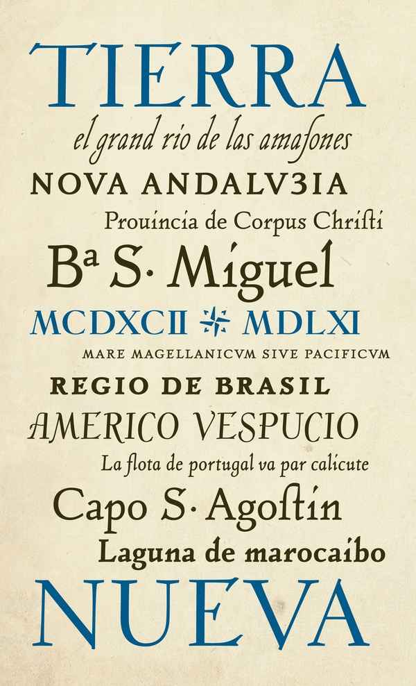 Tierra Nueva Typeface by fonts.info Type Foundry , via Behance