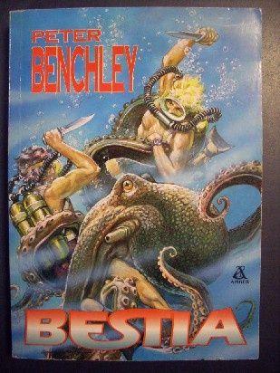 Peter Benchley: Bestia - http://lubimyczytac.pl/ksiazka/63152/bestia
