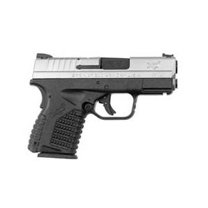 """Springfield XDS 45 3.3"""" One of the nicest handguns I've ever shot."""