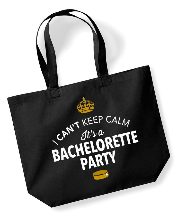 It's a Bachelorette Party, Bachelorette Party, Hen Party, Hen Party Bag, Hen Party gifts, Hen Do Gifts, Ideas For a Bachelorette Party, Hen Party present, Shopping Bag, Bachelorette Party Bag, Tote Bag, Team Bride