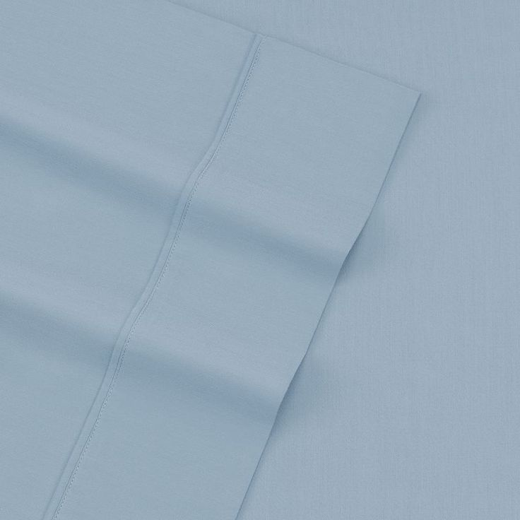 Sateen 300 Thread Count Sheet Set, Blue