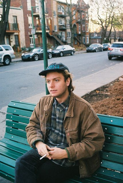 Mac DeMarco, my kind of man.