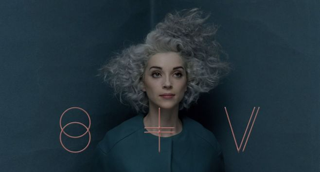 Hear new music from St. Vincent