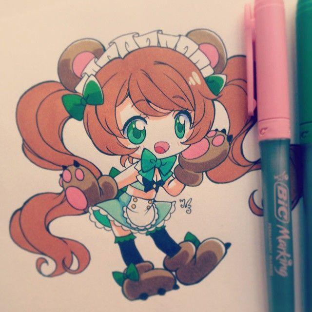 """流れ星 on Instagram: """"He vuelto owo)/ No tenia internet OTZ Painted with pencil bic n.n #yurikumaarashi... http://xn--80akibjkfl0bs.xn--p1acf/2017/02/08/%e6%b5%81%e3%82%8c%e6%98%9f-on-instagram-he-vuelto-owo-no-tenia-internet-otz-painted-with-pencil-bic-n-n-yurikumaarashi-luluyurigasaki-bear-tradicional-instadraw-instaanime/  #animegirl  #animeeyes  #animeimpulse  #animech#ar#acters  #animeh#aven  #animew#all#aper  #animetv  #animemovies  #animef#avor  #anime#ames  #anime  #animememes…"""