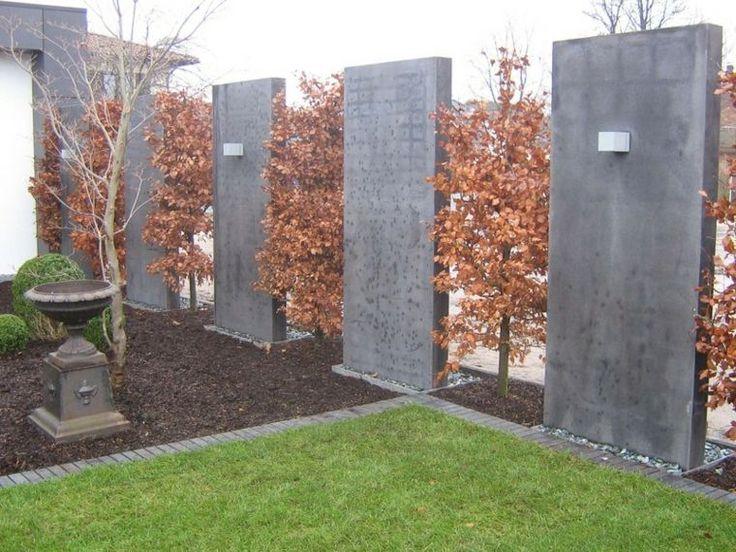 17 meilleures id es propos de art de la cl ture sur pinterest art des jardins cl ture de - Cloture jardin en beton orleans ...