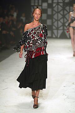Kenzo Parigi - Spring Summer 2005 Ready-To-Wear - Shows - Vogue.it