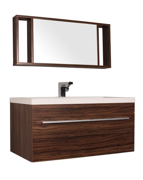 De 51 b sta bathrooms bilderna p pinterest badrum for Levi 29 5 single modern bathroom vanity set