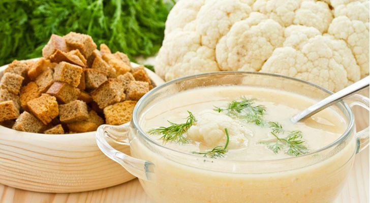 Karnabahar çorbası hem içinizi ısıtacak, hem de vücut direncinizi artıracak bir tarif. Üstelik düşük kal... devamını okumak için tıklayın.