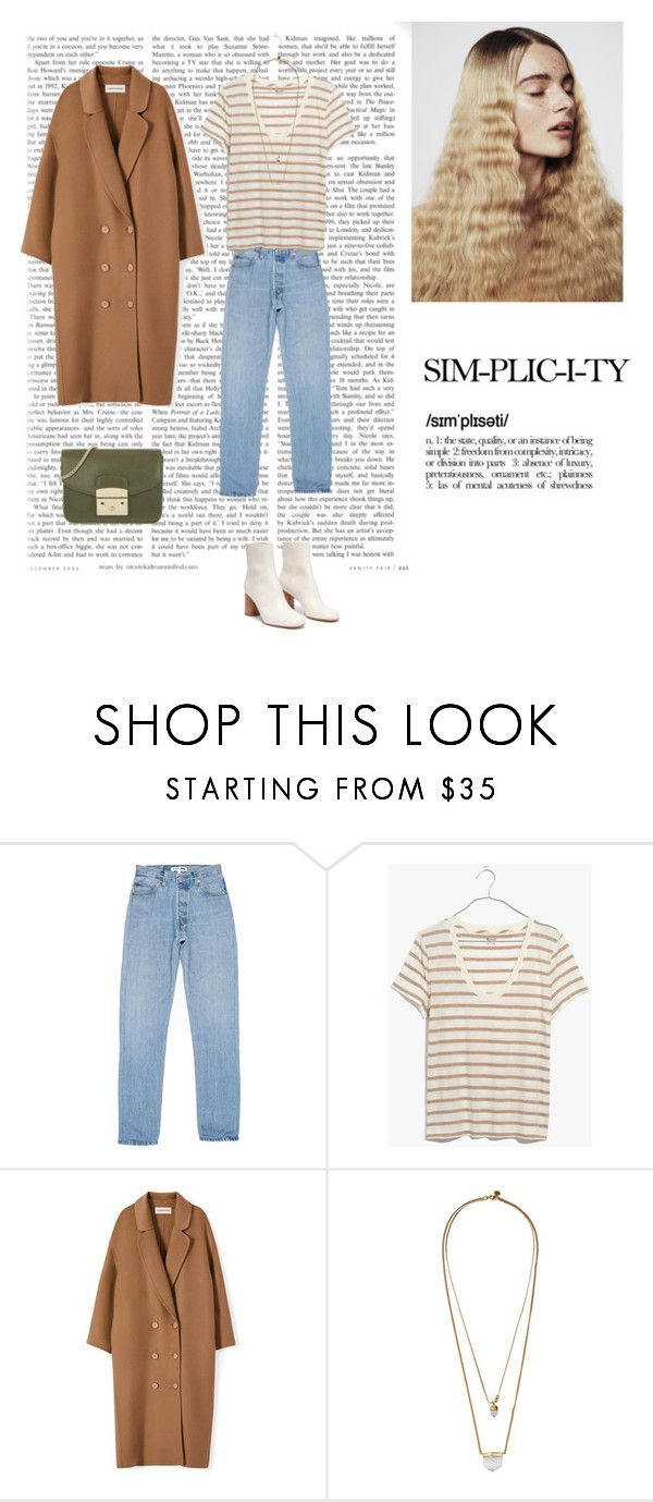 """""""03/11"""" by dorey on Polyvore featuring Madewell, Zimmermann and Furla"""