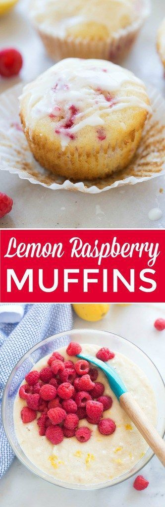 We LOVE these muffins! SOO good! Deliciously light and fluffy and really easy to make. tastesbetterfromscratch.com