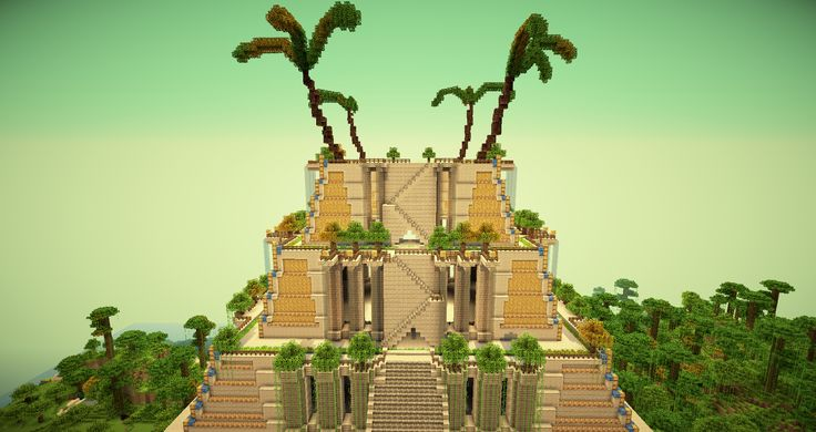 Minecraft Babylonian Build Guide