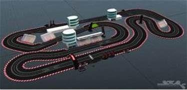 Carrera Track Design Software 'Autorennbahnplaner ...
