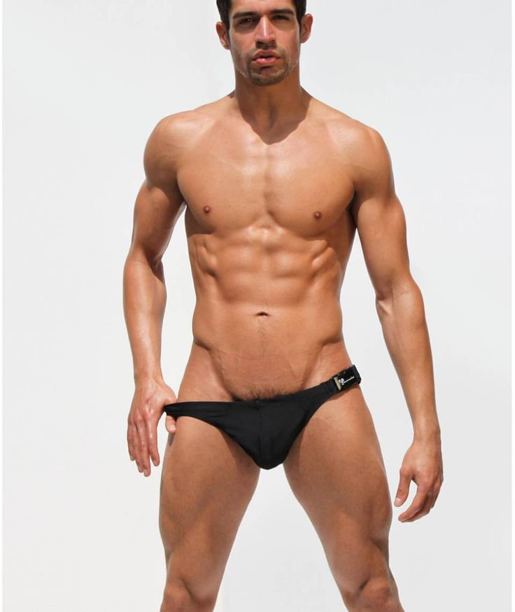 Men's Swimwear Go Stingy