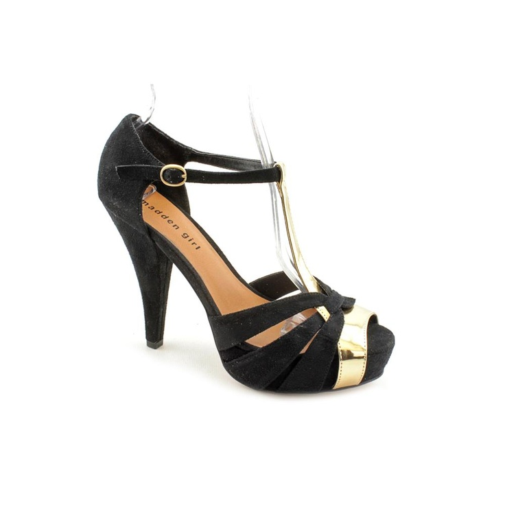 Madden Girl Hopeee --- $21.99 RUB 708.95 руб. --- Upper Material: Fabric  Outsole Material: Man-Made --- The Madden Girl Hopeee shoes feature a fabric upper with an open toe. The an open toe outsole lends lasting traction and wear.