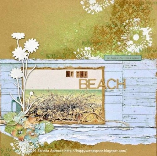Kaisercraft 'Telegraph Road' – by Belinda Spencer | The Scrapbook Store