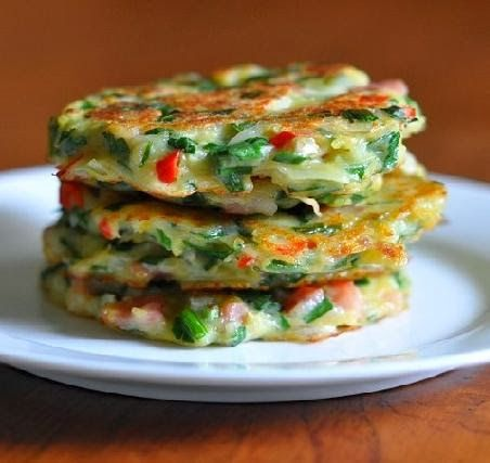 Food & Drink: Korean Potato Pancakes