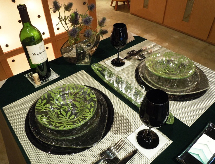 Elegant Tableware For Dining Rooms With Style: 1000+ Images About Fine Dining Table Setting On Pinterest