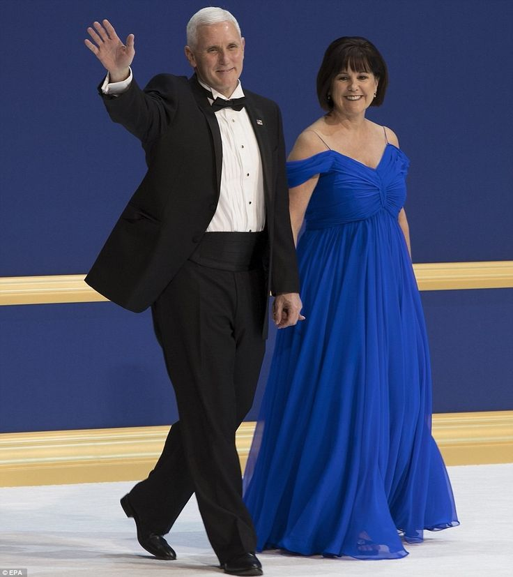 Precious Vice President Mike Pence and Karen