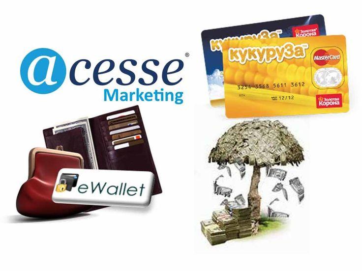 Вывод денег из eWallet. Как вывести деньги из Acesse на свою карту