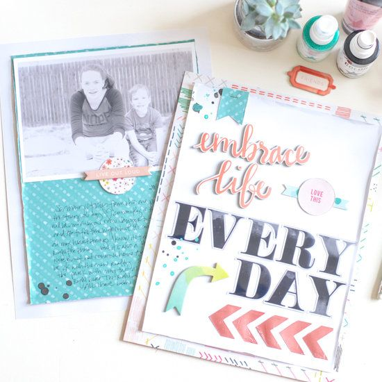 857 Best Images About Favorite Scrapbooking Layouts On