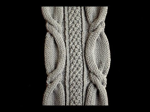 Christy Hills's Scarf Knitting Patterns Collection 1 - YouTube