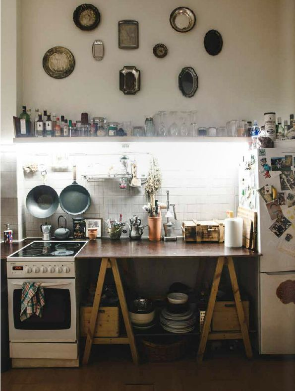 Woah, i actually really like the way this kitchen looks diy