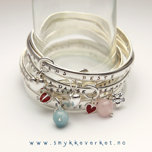 Bangles with quotes