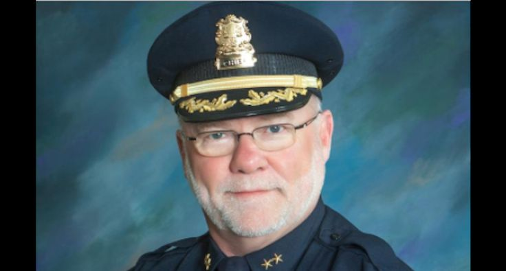 """Police chief resigns over racist email of naked women: """"Chief David Caron of Glastonbury, Connecticut resigned as police chief on Wednesday, Dec. 14 after he sent a racist photo of a naked woman from his email account, the New York Daily News reports. He had sent the photos on 3 separate occasions, Town Manager Richard J. Johnson told the Hartford Courant...one of Caron's emails included a photo with a group of 9 models with their arms in the air. His email read, """"I just can't believe…"""