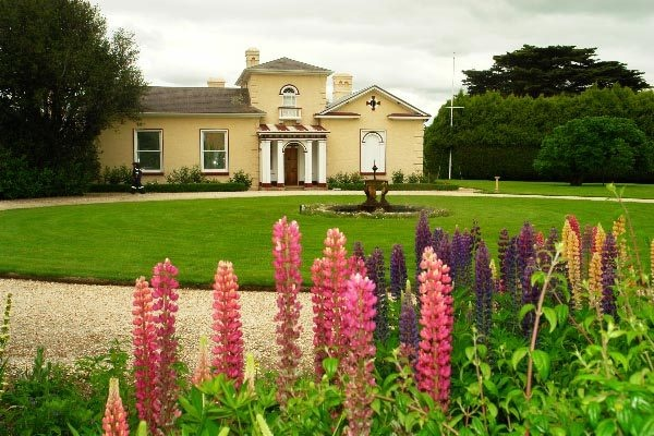 Festival of Roses at the historic Woolmers Estate, Longford Tasmania. Photo by Dan Fellow and article for www.think-tasmania.com